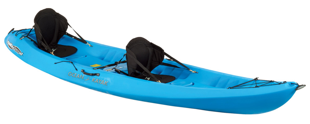 Triple Kayak Just For The Beach