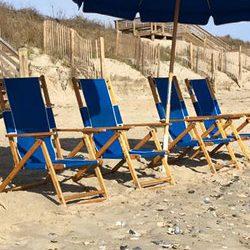 Beach Chair & Equipment Rentals