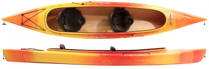 Double Tandem Kayak Rental