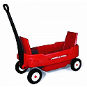 Outer Banks Radio Flyer wagon for toddlers