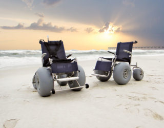 Outer Banks Beach Wheel Chairs