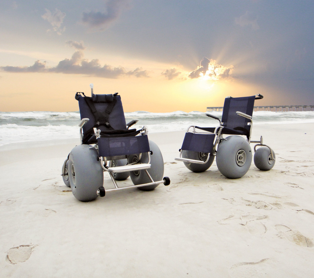 Just For The Beach Beach Wheel Chair Just For The Beach