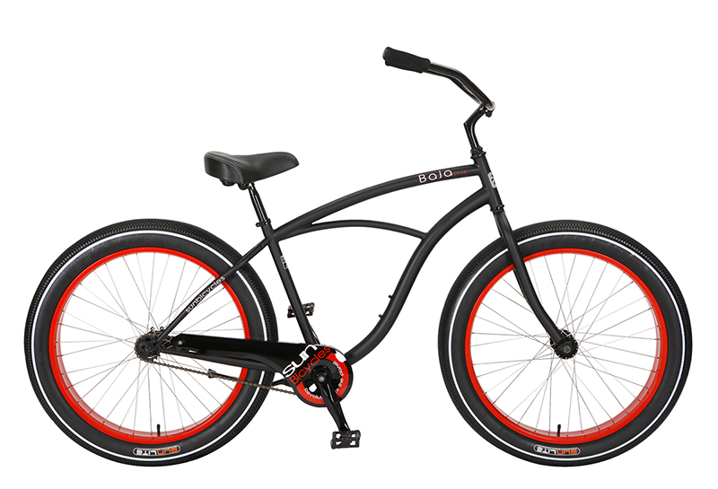 26 Male Fat Tire Bike