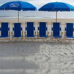 Beach Set Up Service